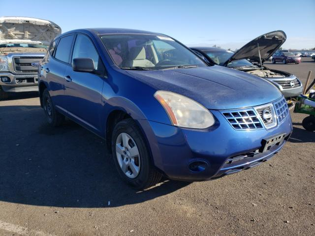 Nissan salvage cars for sale: 2009 Nissan Rogue S