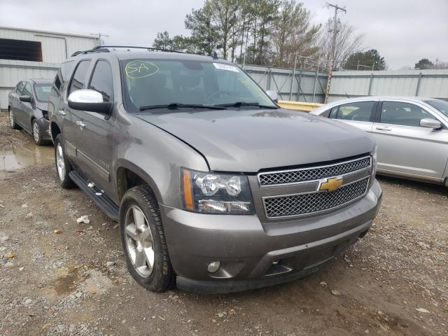 Salvage 2012 CHEVROLET TAHOE - Small image. Lot 32847761