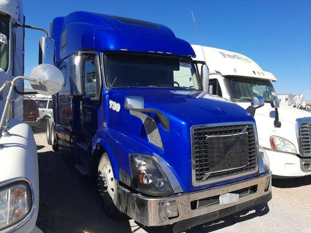 Volvo salvage cars for sale: 2014 Volvo VN VNL
