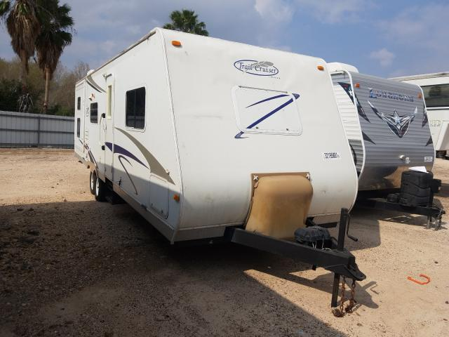 Salvage cars for sale from Copart Mercedes, TX: 2008 R-Vision Trailer