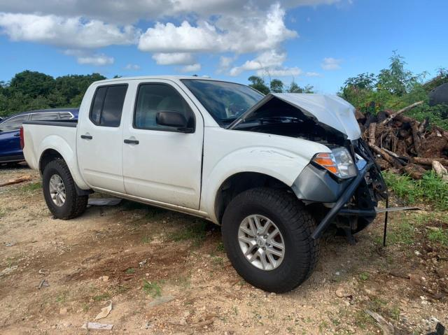 Salvage 2016 NISSAN FRONTIER - Small image. Lot 30134841
