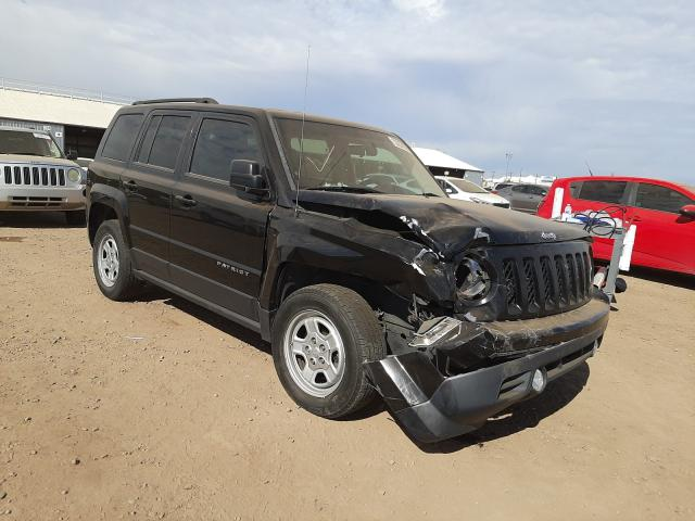 2014 JEEP PATRIOT SP 1C4NJPBB8ED856723