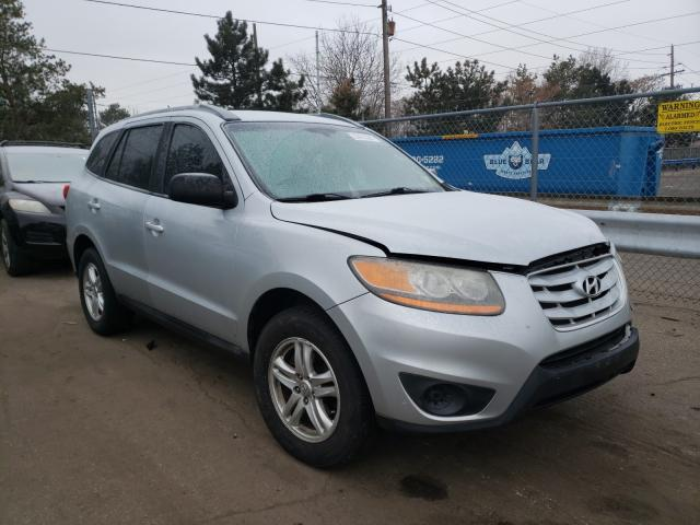Hyundai salvage cars for sale: 2010 Hyundai Santa FE G