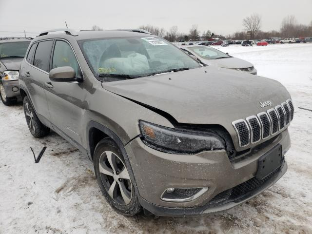 2020 Jeep Cherokee L for sale in Columbia Station, OH