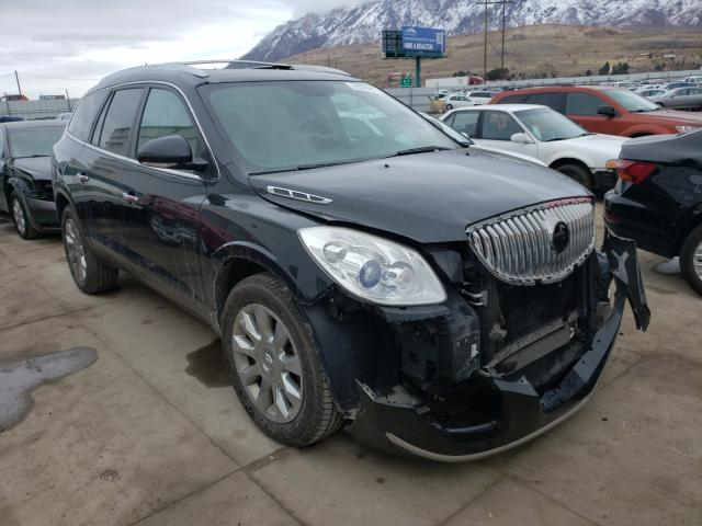 Salvage cars for sale from Copart Farr West, UT: 2010 Buick Enclave CX