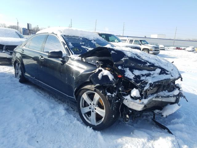 Salvage 2013 MERCEDES-BENZ S-CLASS - Small image. Lot 32876191