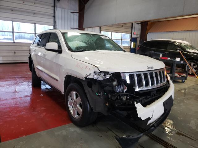 Salvage cars for sale from Copart Angola, NY: 2012 Jeep Grand Cherokee