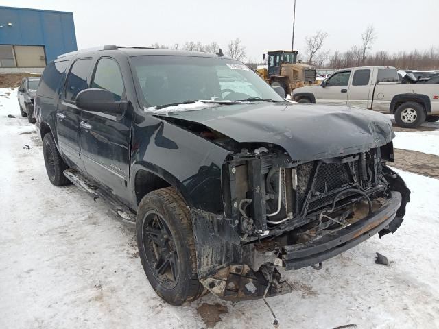 Salvage cars for sale from Copart Woodhaven, MI: 2009 GMC Yukon XL D