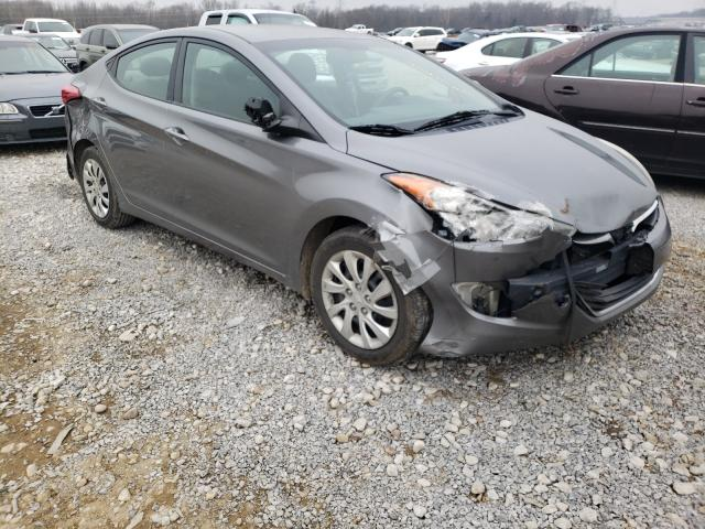 Salvage cars for sale from Copart Memphis, TN: 2013 Hyundai Elantra GL