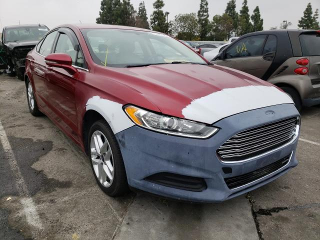 2016 Ford Fusion SE for sale in Rancho Cucamonga, CA