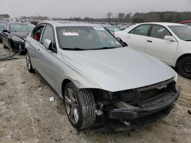 Salvage 2017 BMW 3 SERIES - Small image. Lot 33418571