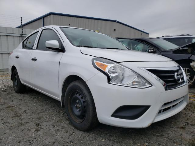 2019 Nissan Versa S for sale in Spartanburg, SC