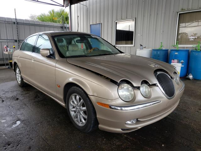 Jaguar Vehiculos salvage en venta: 2001 Jaguar 3-4