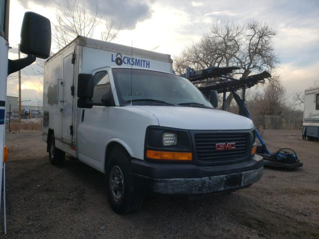 Salvage cars for sale from Copart Littleton, CO: 2007 GMC Savana CUT