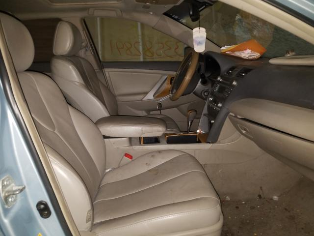 2007 TOYOTA CAMRY LE - Left Rear View