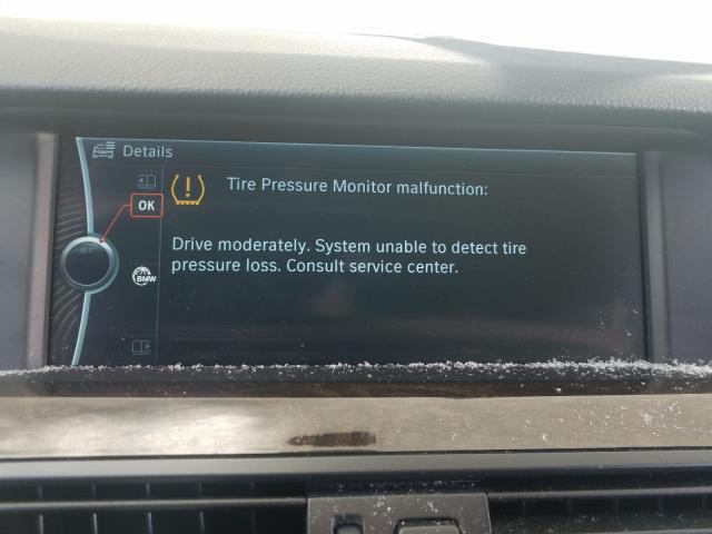 2011 BMW 535 XI - Odometer View