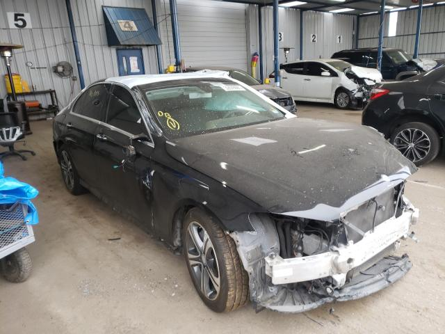 Vehiculos salvage en venta de Copart Brighton, CO: 2017 Mercedes-Benz E 300
