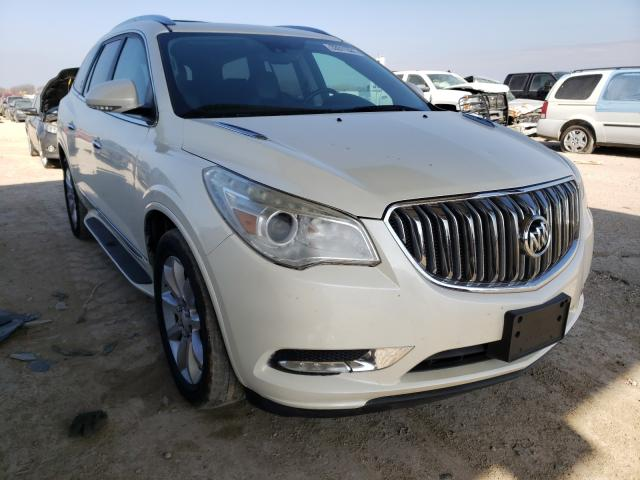 Salvage cars for sale from Copart Temple, TX: 2014 Buick Enclave