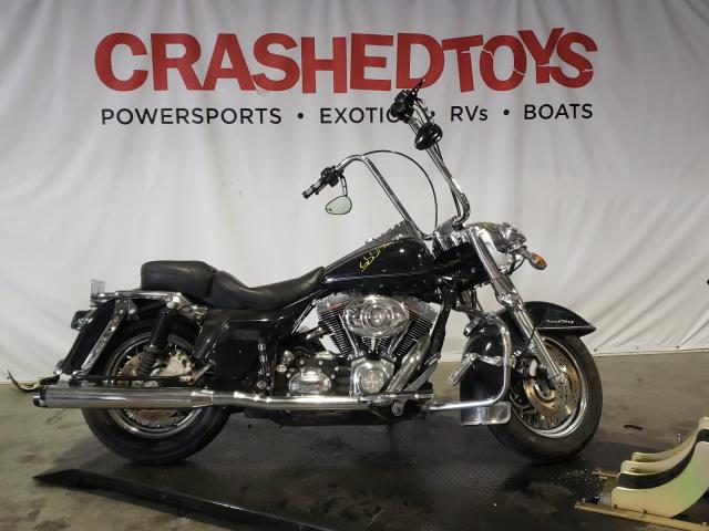 Salvage cars for sale from Copart Colton, CA: 2007 Harley-Davidson Flhrci