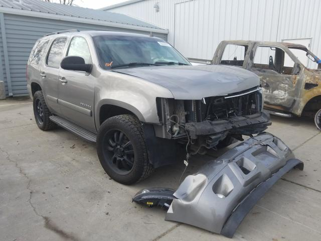 Salvage cars for sale from Copart Sacramento, CA: 2007 Chevrolet Tahoe K150