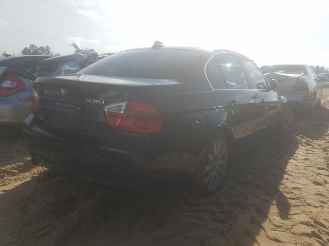 2007 BMW 335 I - Right Rear View