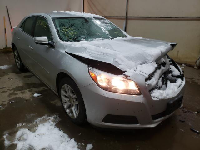 Salvage cars for sale from Copart Davison, MI: 2013 Chevrolet Malibu