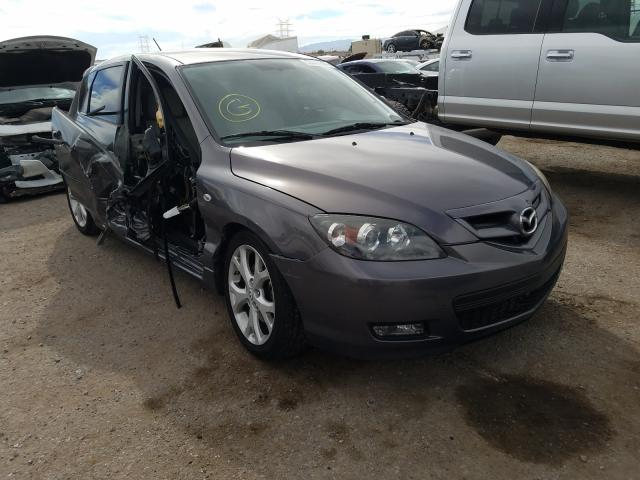 Mazda 3 S salvage cars for sale: 2009 Mazda 3 S