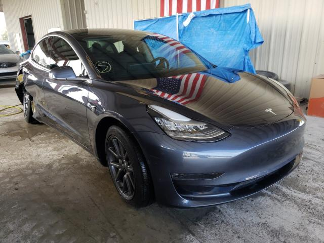 Salvage cars for sale from Copart Homestead, FL: 2020 Tesla Model 3