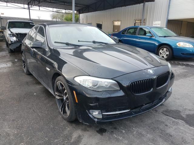 BMW salvage cars for sale: 2011 BMW 535 I