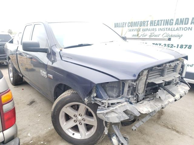 Salvage cars for sale from Copart Martinez, CA: 2015 Dodge RAM 1500 ST