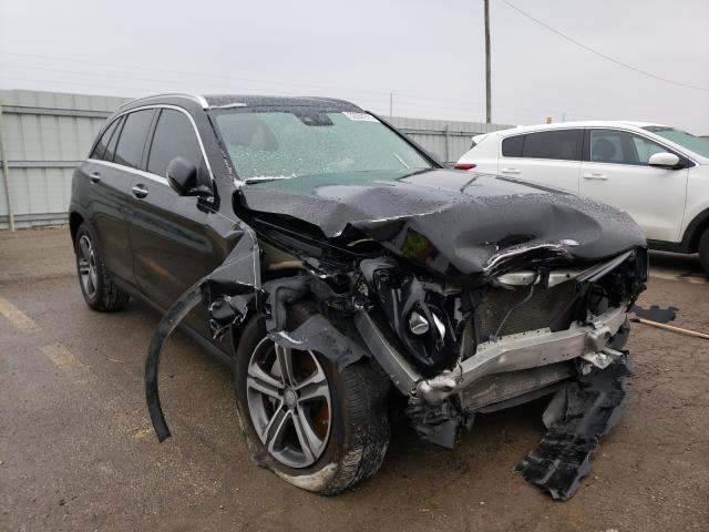 Mercedes-Benz salvage cars for sale: 2016 Mercedes-Benz GLC 300 4M