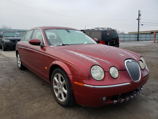 Vehiculos salvage en venta de Copart Lexington, KY: 2005 Jaguar S-TYPE 4.2