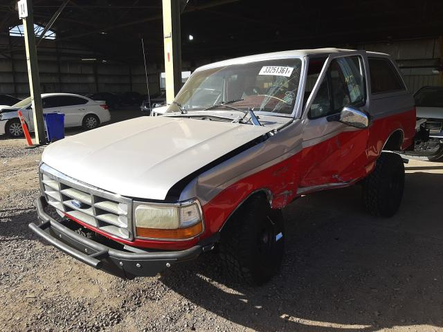 FORD BRONCO 1992 1