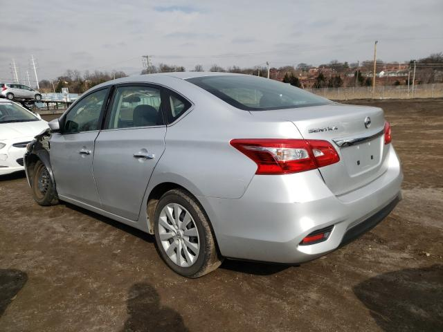 2018 NISSAN SENTRA S - Right Front View
