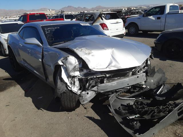 Salvage cars for sale from Copart Las Vegas, NV: 2013 Chevrolet Camaro 2SS