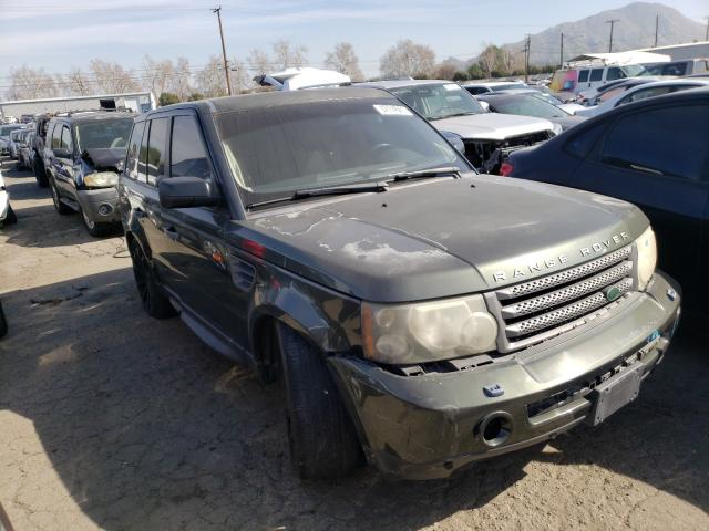 Salvage cars for sale from Copart Colton, CA: 2006 Land Rover Range Rover