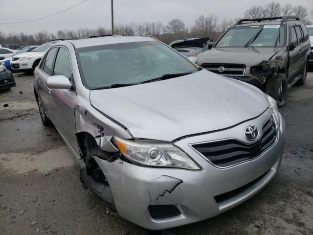 Salvage cars for sale from Copart Lawrenceburg, KY: 2010 Toyota Camry Base