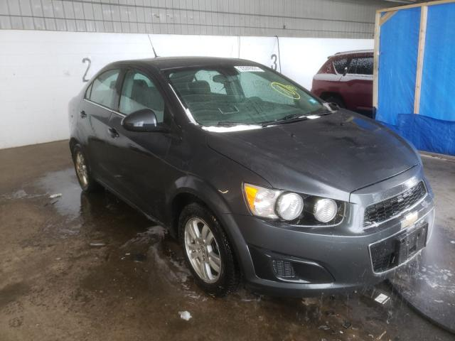 2012 CHEVROLET SONIC LT - Other View