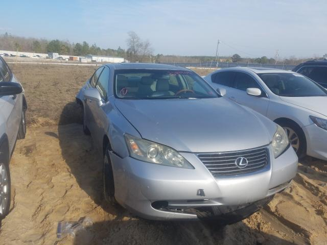 Salvage cars for sale from Copart Gaston, SC: 2008 Lexus ES 350