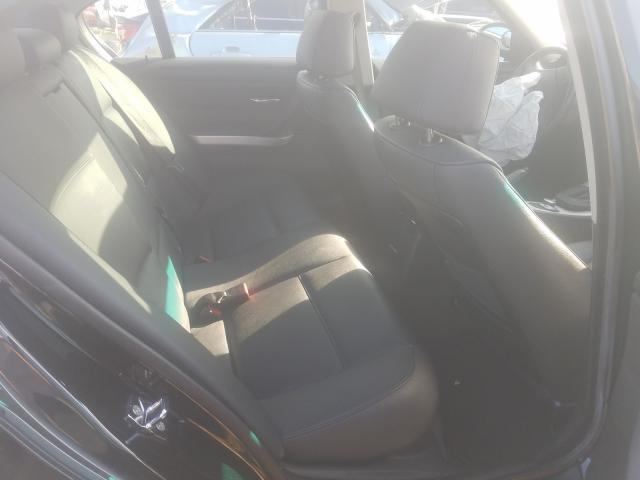 2007 BMW 335 I - Interior View