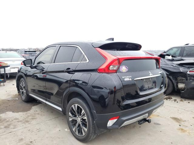 2018 MITSUBISHI ECLIPSE CR - Right Front View