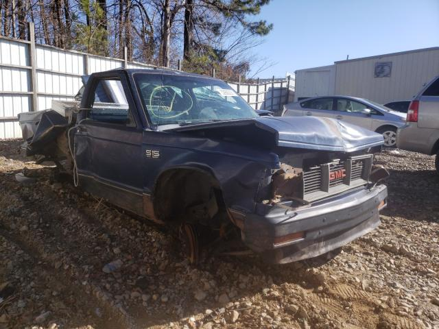 GMC S Truck S1 salvage cars for sale: 1986 GMC S Truck S1
