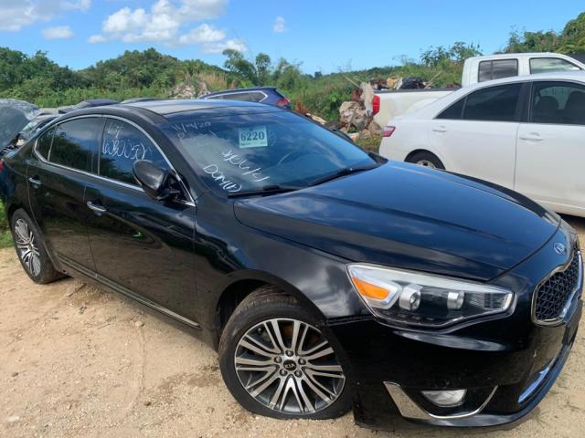 Salvage cars for sale from Copart Kapolei, HI: 2015 KIA Cadenza PR