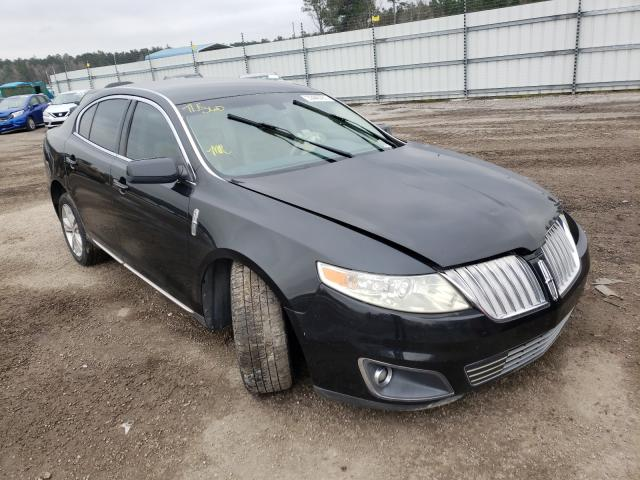Lincoln MKS salvage cars for sale: 2009 Lincoln MKS