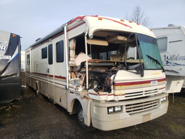 Fleetwood salvage cars for sale: 1994 Fleetwood Bounder