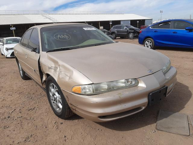 Oldsmobile salvage cars for sale: 2002 Oldsmobile Intrigue G