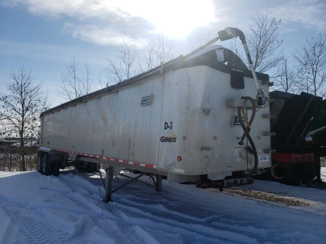 Salvage cars for sale from Copart Appleton, WI: 2012 East Manufacturing Trailer