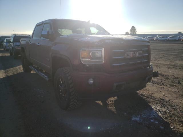 Salvage cars for sale from Copart Airway Heights, WA: 2014 GMC Sierra K15