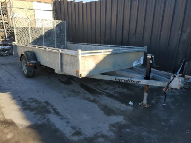 Salvage 2016 UTILITY TRAILER - Small image. Lot 31313081