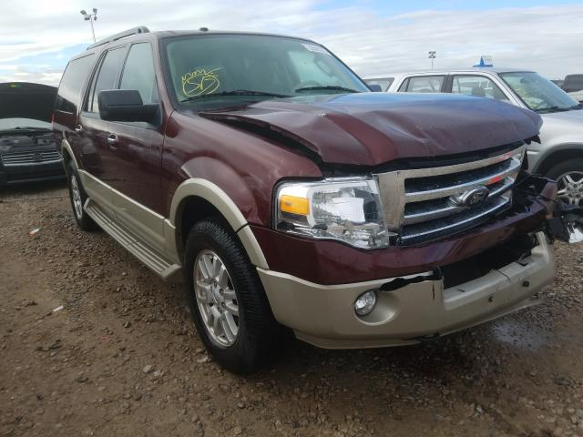 Ford Expedition salvage cars for sale: 2009 Ford Expedition